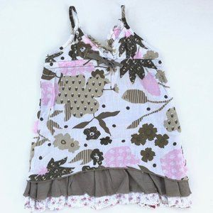 IKKS 6 mos. Boho Chic Infant Dress